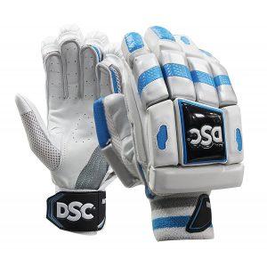 DSC Intense Shoc batting gloves Split Finger Batting Gloves