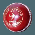 SM Club fighter Junior 142 Grams Two piece Cricket balls