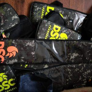 DSC Bat covers