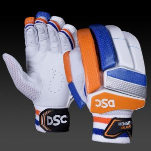 DSC Intense Valor batting gloves Split Finger Batting Gloves
