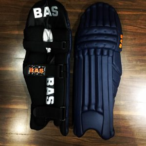 BAS Players Batting Legguard Mens  Navy Blue (Elite)