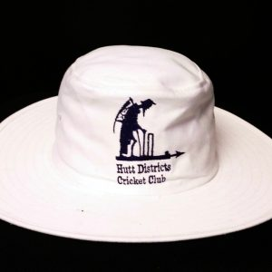 HDCC Official Sun Hat Hutt Districts Cricket Club