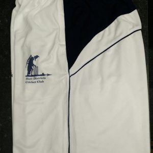 HDCC Official White Playing Trouser Hutt Districts Cricket Club