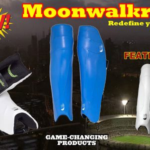 Moonwalkr Batting Legguard Mens/YOUTH (Ambidextorus)