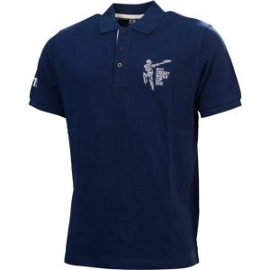 Official ICC Cricket world cup 2015 Mens Navy blue polo