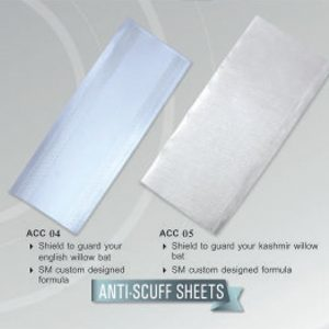 SM Pintu ANTI SCUFF SHEET FOR ENGLISH WILLOW BATS (BAT FACE)