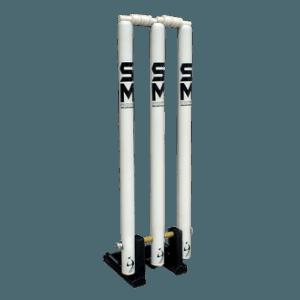 SM CR. STUMPS (SET OF 3 SPRING STUMPS WITH BASE & BAILS)