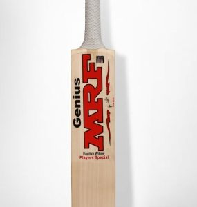 MRF Genius Player Special English Willow English Willow