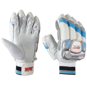 6_MRF_Batting_Leg_Gloves_Drive