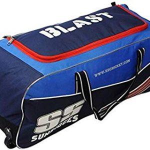SS Ton Blast Kit Bag Wheels
