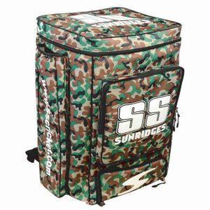 SS Camo pack duffle kit bag