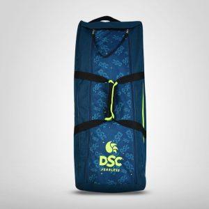 condor surge cricket kit bag with wheel front 19