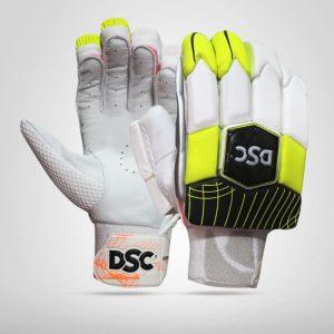 DSC Intense Fury Batting Gloves Split Finger Batting Gloves